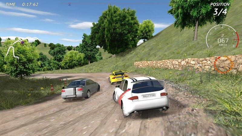 Game Rally Fury – trải nghiệm đường đua bất tử đầy kịch tính