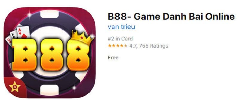 Game bài B88 - Game đánh bài chất cho người chơi đích thực