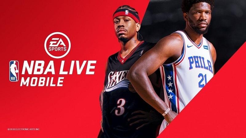 Game NBA Live Mobile Basketball - Nhà vô địch bóng rổ