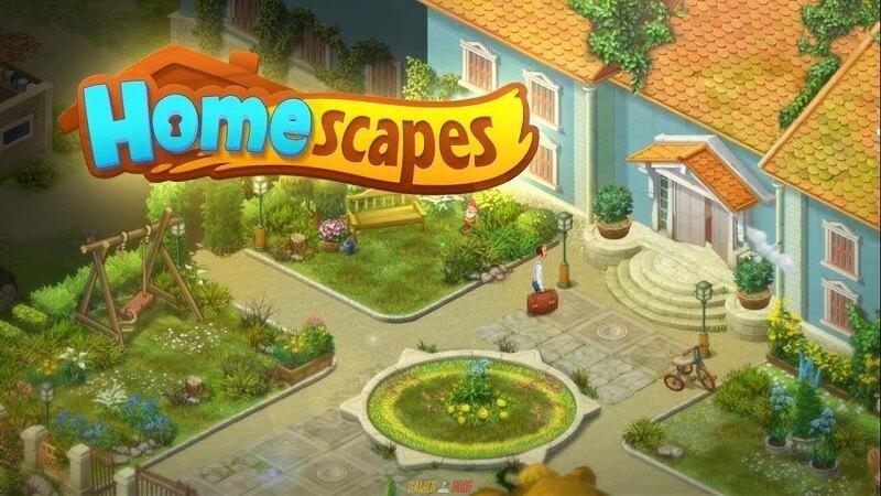 Game Homescapes -Thế giới nội thất thu nhỏ thoả sức khám phá