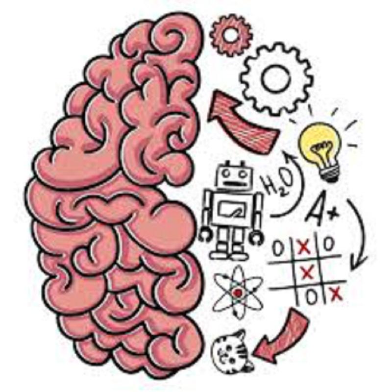 Game Brain test - Rèn luyện trí tuệ não bộ và tính sáng tạo
