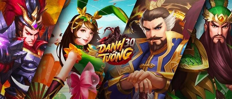 Game Danh tướng 3Q – game Đại chiến Tam Quốc số 1 Châu Á