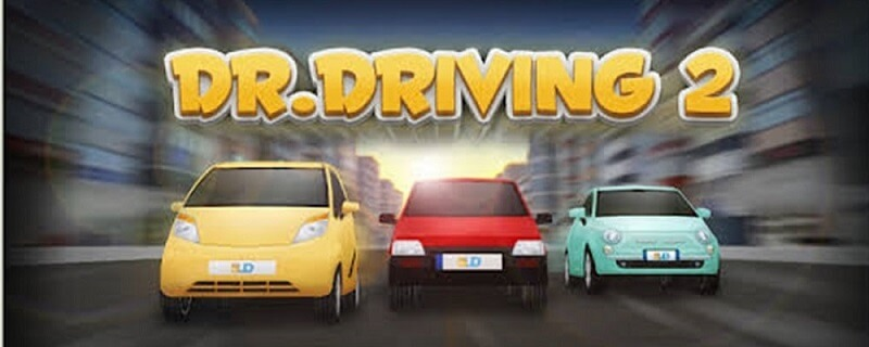 Game Dr. Driving 2 - Thử trở thành tay đua thực thụ xem sao!