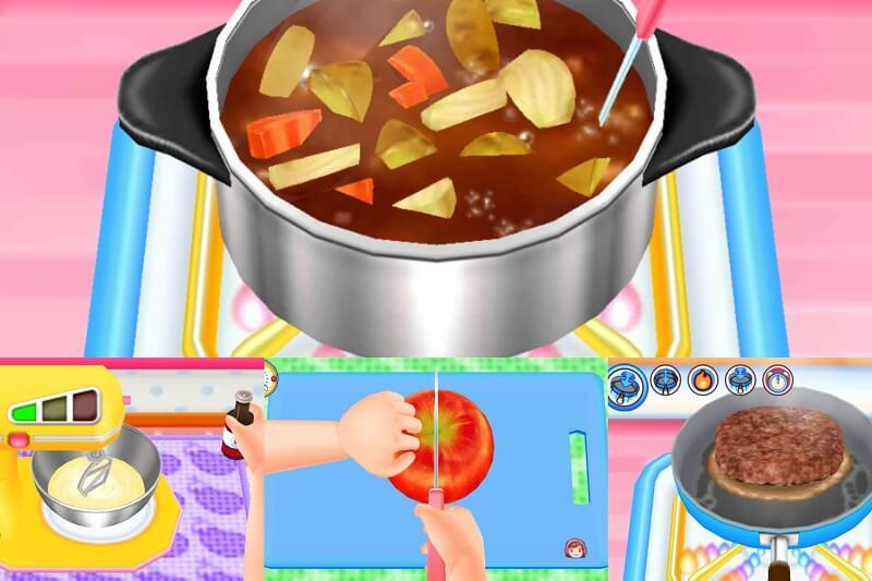 Trải nghiệm Game Cooking Mama: Let's cook! Thú vị và lôi cuốn