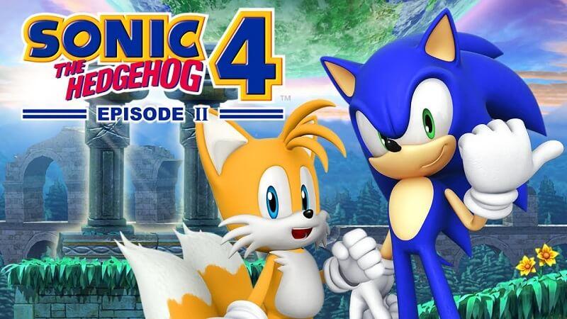Game Sonic The Hedgehog 4 Episode II – Phiêu lưu cùng Sonic