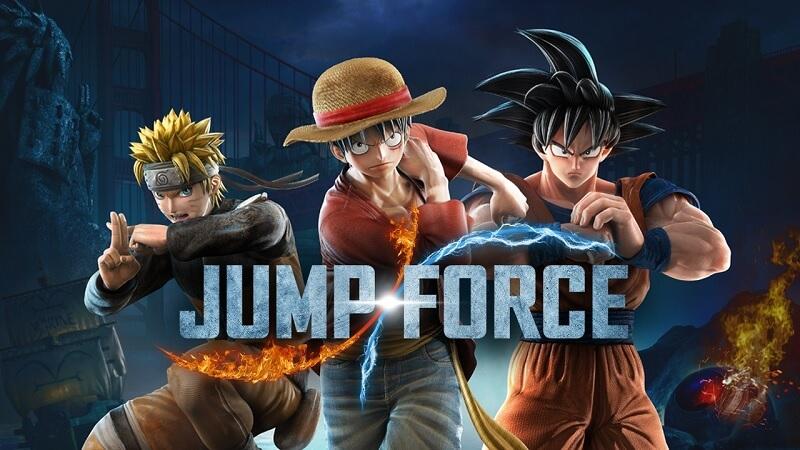 """Jump Force – game đối kháng đa vũ trụ """"hot"""" nhất hiện nay"""