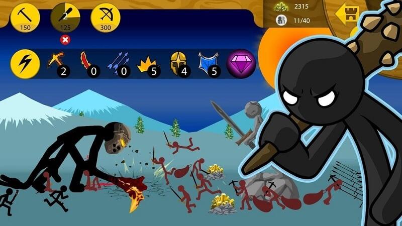 Game người que đại chiến - Cuộc chiến tranh giành thuộc địa