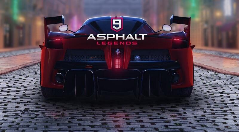[Khám phá] Game Asphalt 9: Legends – huyền thoại đua xe đã trở lại