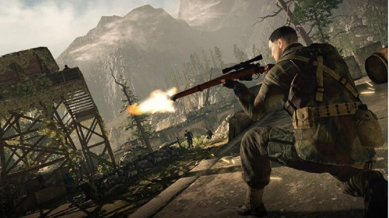 Sniper Elite 4 - Game bắn súng siêu đỉnh hỗ trợ học giải phẫu
