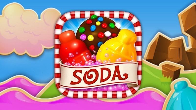 Khám phá ngay tựa game kẹo ngọt - game Candy Crush Soda Saga