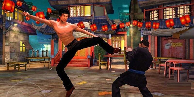 Game Bruce Lee - sống lại những giây phút hào hùng của võ thuật
