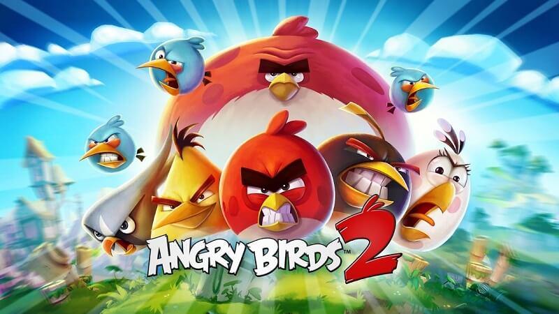 Trở lại với trò chơi kinh điển nhất thời đại - Game Angry Birds 2