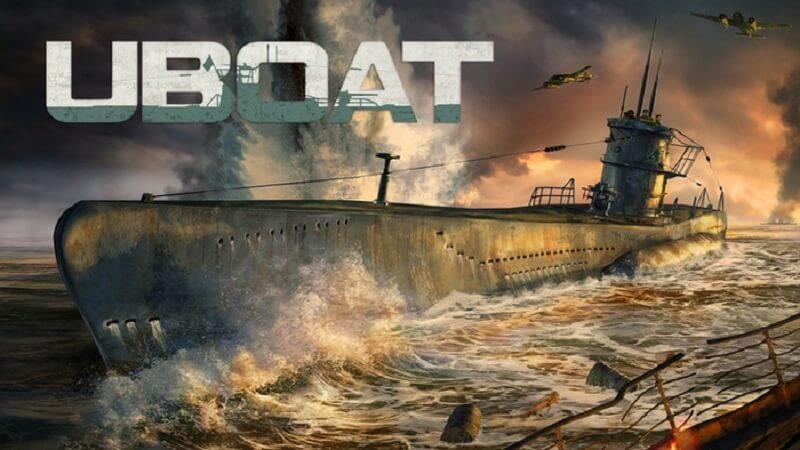 UBOAT – Tựa game tàu ngầm độc lạ tái hiện thời thế chiến
