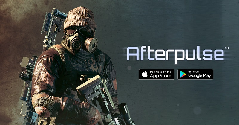 Afterpulse android – Game bắn súng siêu đỉnh đã có trên mobile