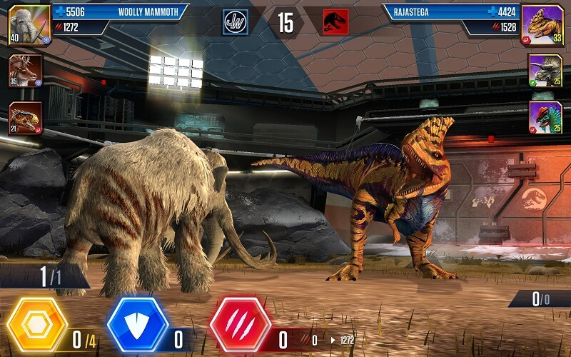 Tìm hiểu game công viên khủng long – Jurassic World trên mobile