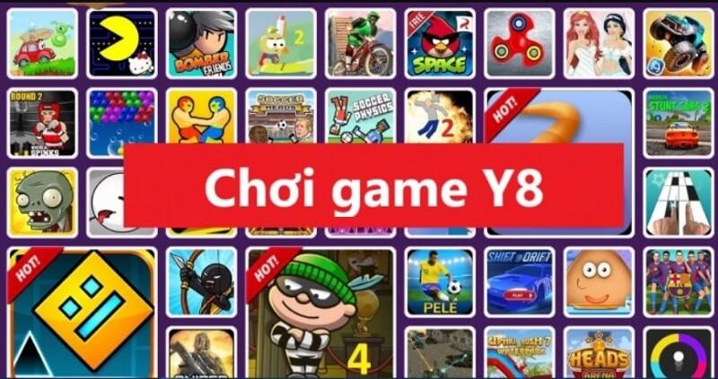 Game Y8 là gì?