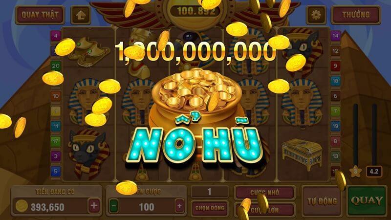 Cách chơi Game nổ hũ đổi thưởng