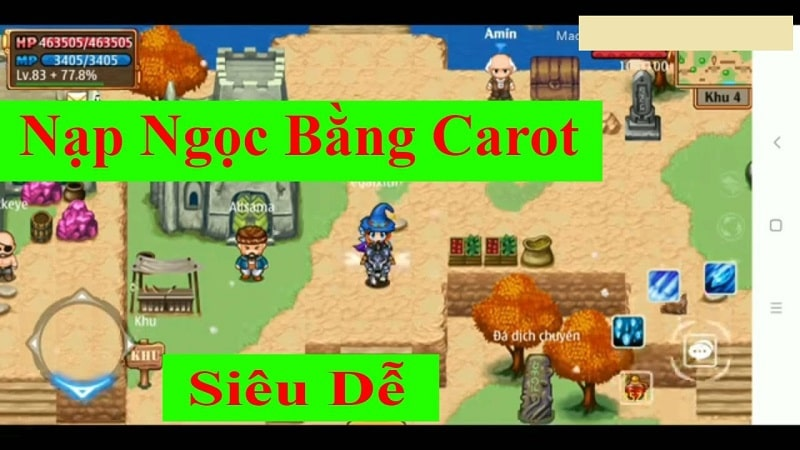 Thông tin khái quát về nhà phát hành Teamobi và thẻ Carot