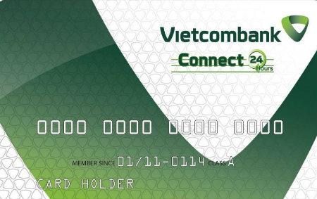 Mua thẻ điện thoại qua sms Vietcombank