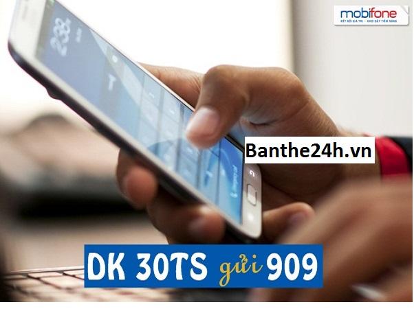 đăng ký 30TS Mobi