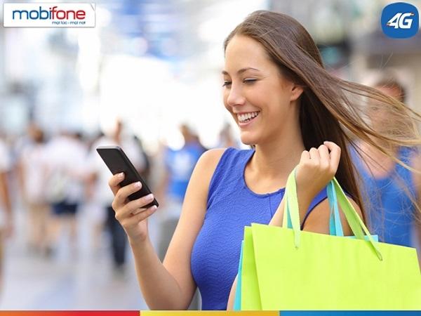 gói mua thêm dung lượng 4G Mobifone.