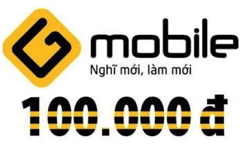 Thẻ cào Gmobile