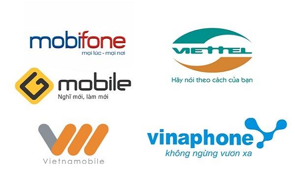 Bán card điện thoại online
