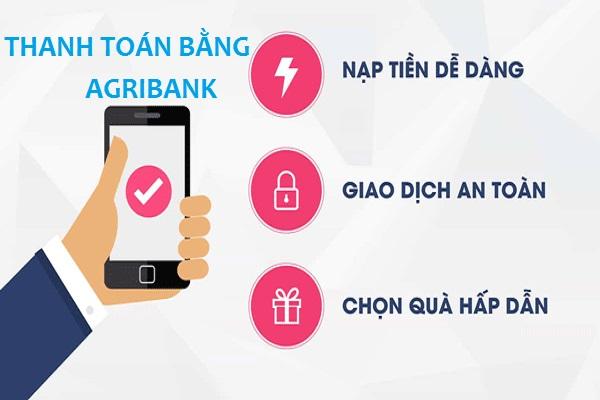 Mua mã thẻ điện thoại bằng SMS Agribank quá dễ chỉ với 1 thao tác