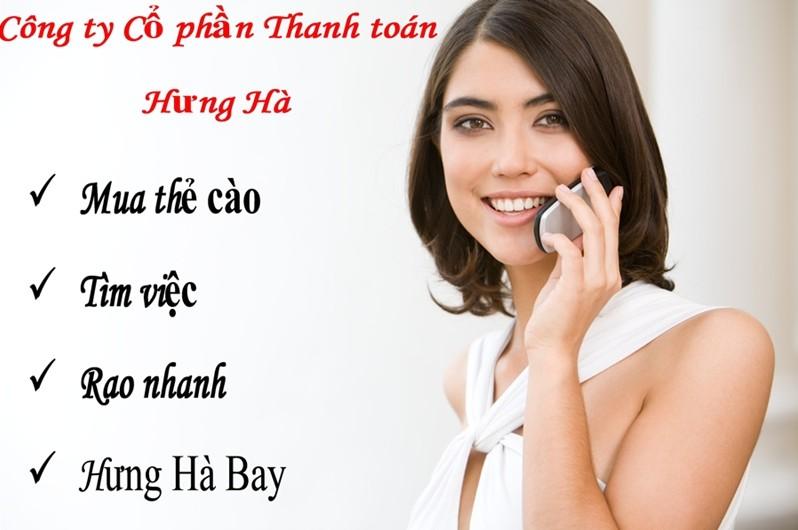 Các dịch vụ của Hưng Hà Pay