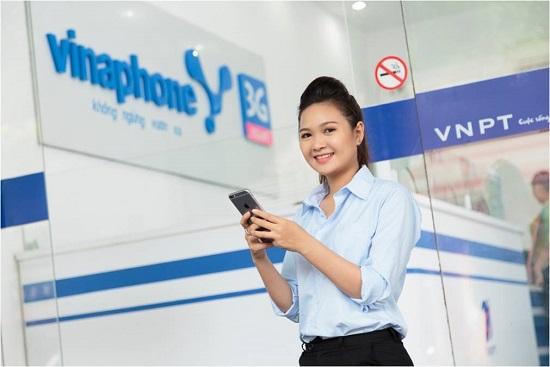 Nạp tiền điện thoại trả sau thuê bao Vinaphone