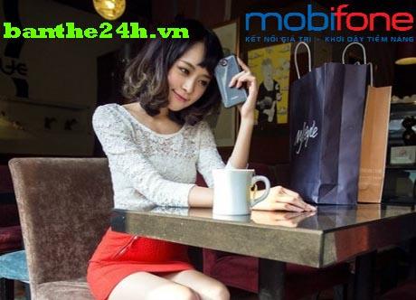 Các gói miễn phí gọi nội mạng dưới 10 phút Mobifone