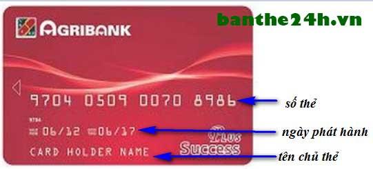 Cách nạp tiền đt online qua Agribank