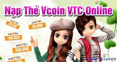 Cách nhanh chóng nhất mua thẻ Vcoin