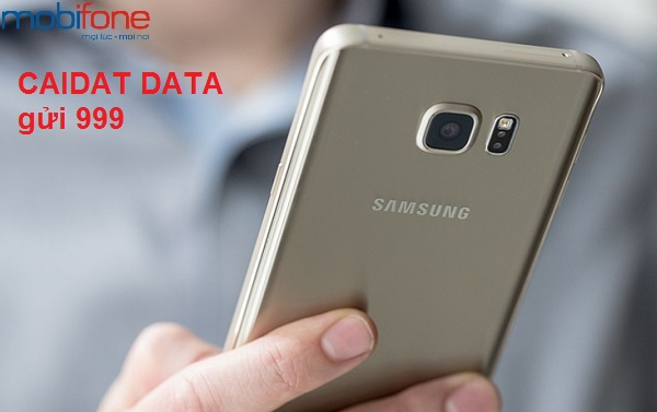 Cài đặt 3G Mobifone qua tin nhắn sms