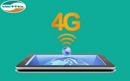 Dịch vụ điện thoại 4G tốt nhanh chóng tiện lợi
