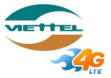 dịch vụ 4G của viettel
