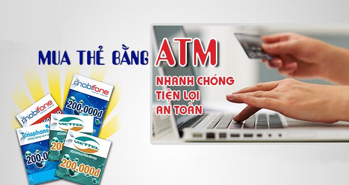 Hướng dẫn cách mua thẻ điện thoại online bằng tài khoản ACB