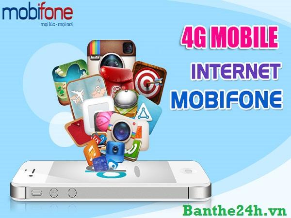 Giá gói cước 4G Mobifone 2017