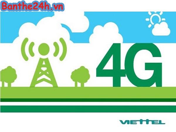 Mạng 4G viettel phủ sóng khắp các tỉnh thành phố trên cả nước