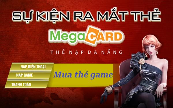 Megacard là gì? Mua thẻ megacard online