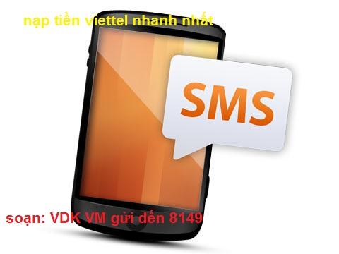 Hướng dẫn chi tiết cách mua card nạp viettel bằng sms đơn giản