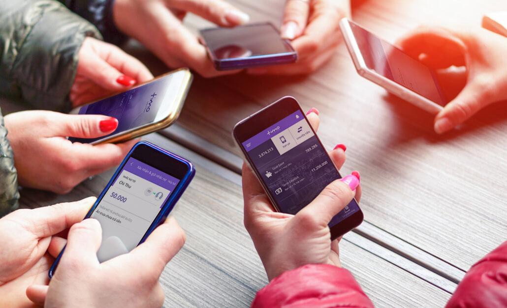 ứng dụng mua thẻ điện thoại giá rẻ