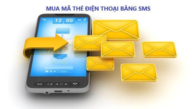 mua thẻ điện thoại qua sms ngân hàng