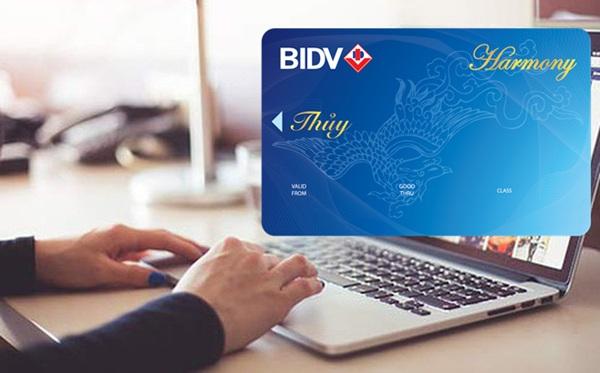 Hướng dẫn mua thẻ điện thoại qua ATM BIDV