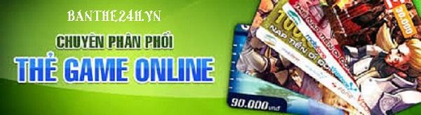 Mua thẻ Game online