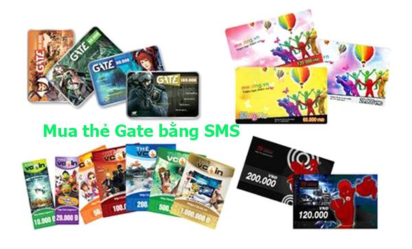 mua thẻ gate
