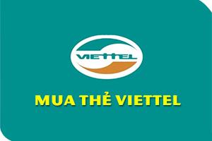 Mua thẻ Viettel