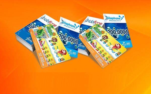 Hướng dẫn mua card Zing online