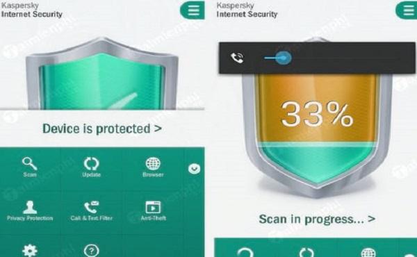 phần mềm diệt virus