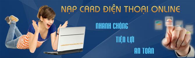Mua card cho điện thoại online